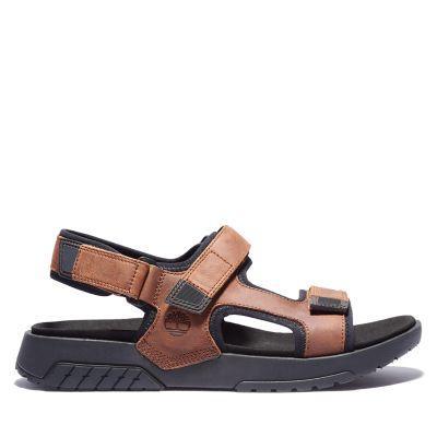 Men's Anchor Watch Backstrap Sandals