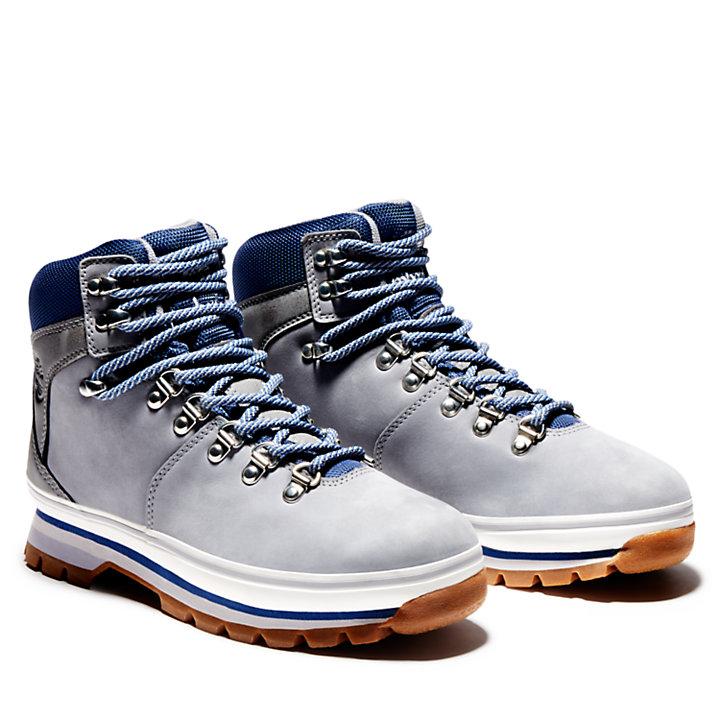 Women's Mixed-Media Waterproof Euro Hiker Boots-