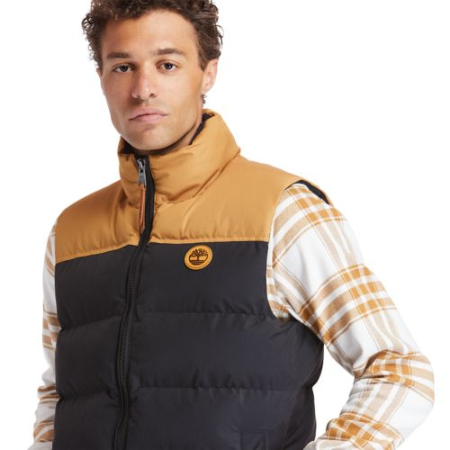 Men's Outdoor Archive Hooded Puffer Jacket-