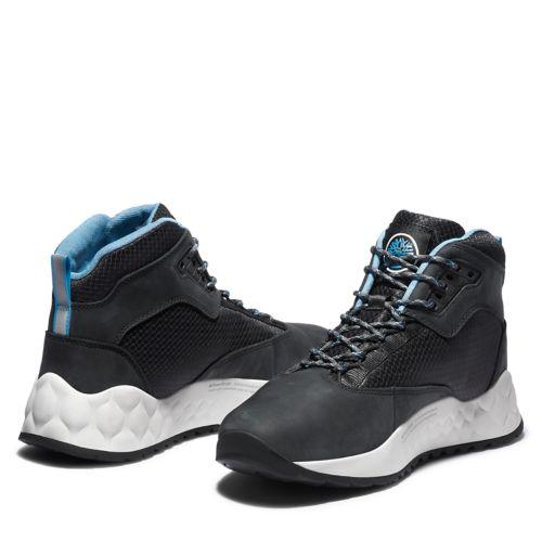 Men's Solar Wave Sneaker Boots-