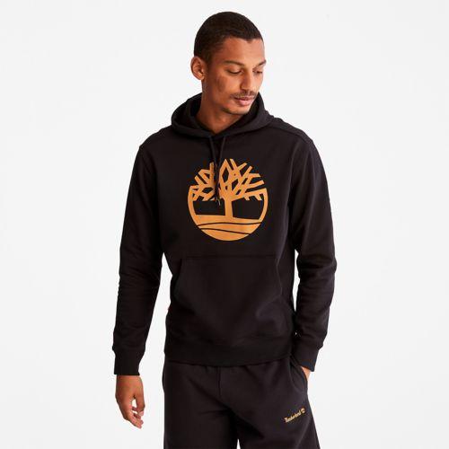 Men's Timberland Tree-Logo Hoodie-