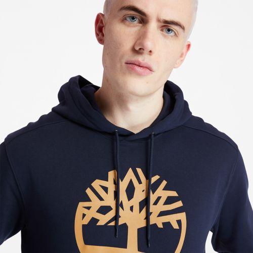 Men's Timberland Tree Logo Hoodie-