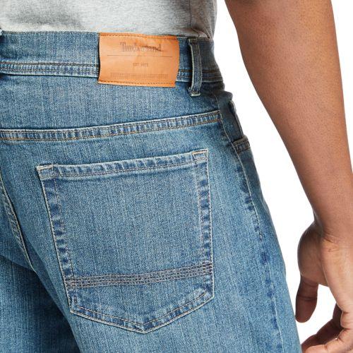 Men's Regular Fit Denim Jeans-