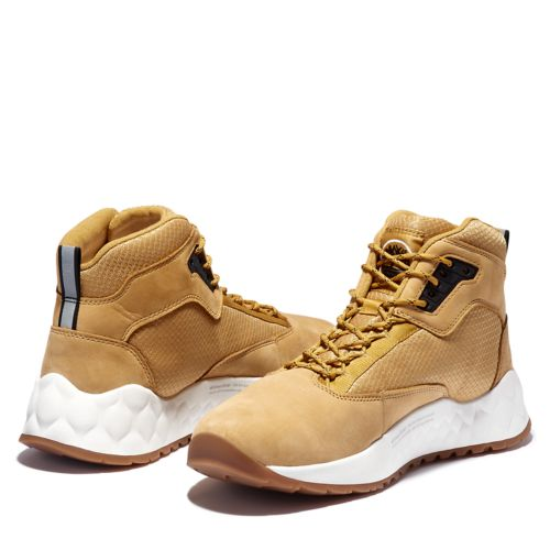 Men's Solar Wave Sneaker Boots-