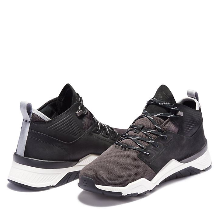 Men's Concrete Trail High-Top Sneakers-