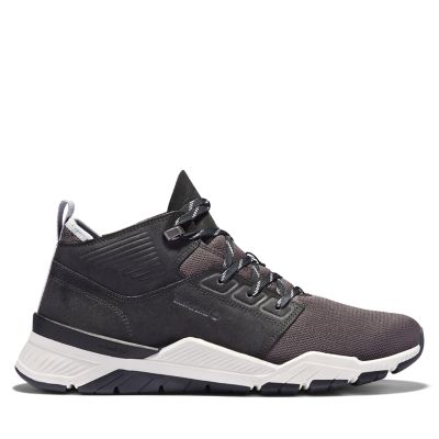 Men's Concrete Trail High-Top Sneakers