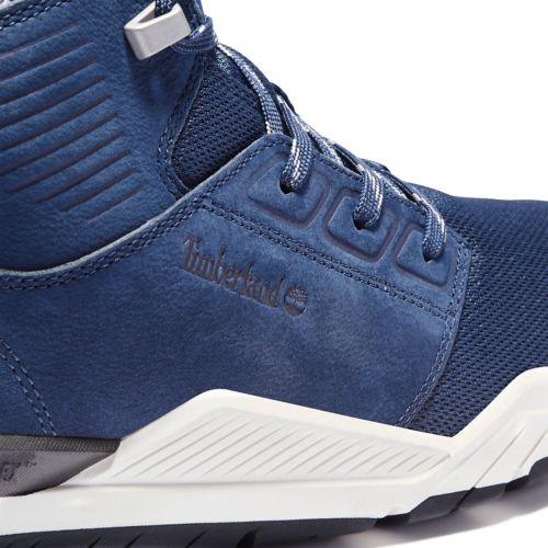 Men's Concrete Trail High-Top Sneakers-