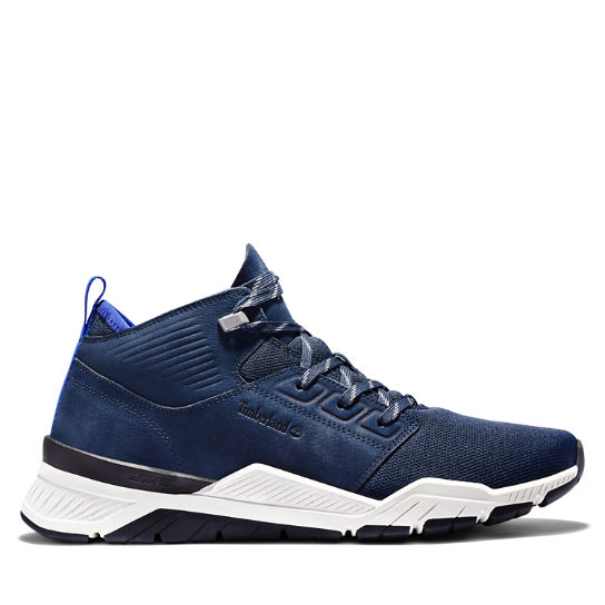 Men's Concrete Trail High-Top Sneakers