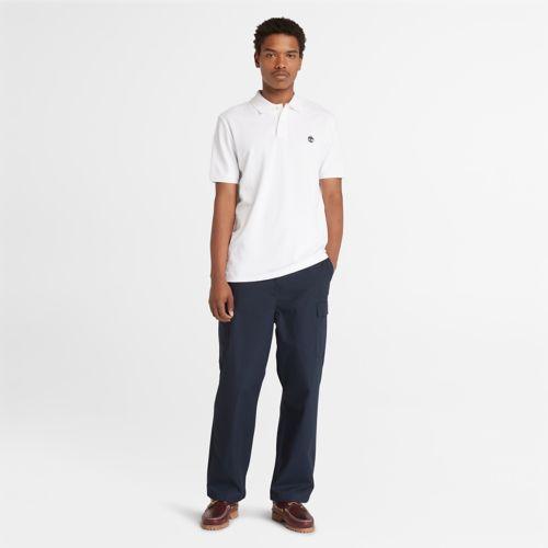 Men's Millers River Pique Polo Shirt-