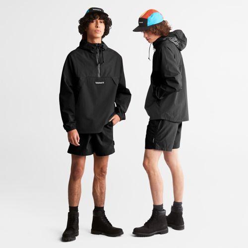 Men's Pullover Windbreaker Jacket-