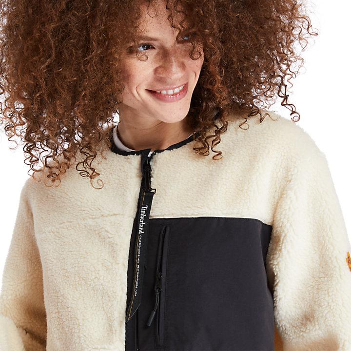 Women's Long Fleece Jacket-