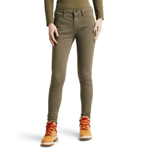 Women's Mid-Rise Super-Skinny Pants-