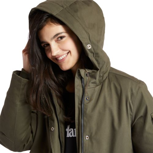 Women's Mt Kelsey Fleece-Lined Parka-