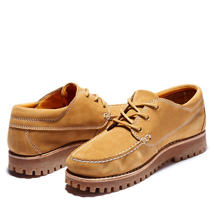Men's Jackson's Landing Moc-Toe Oxford Shoes-