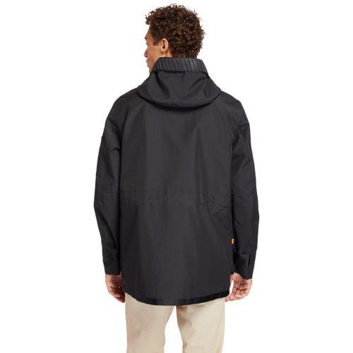 Men's Reversible Winter Overcoat-