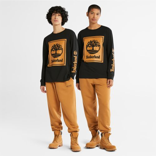 Men's Long-Sleeve Logo T-Shirt-
