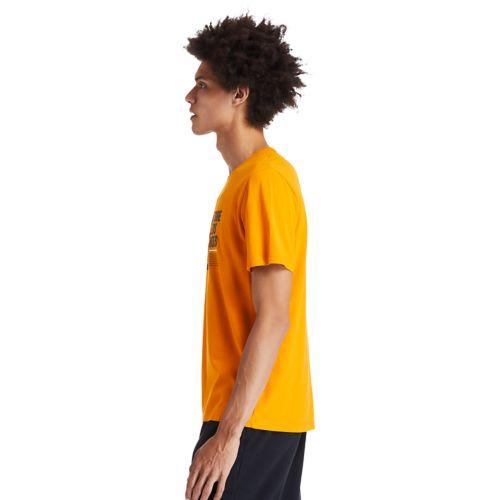 Men's Timberland® Heritage Short-Sleeve Graphic Tee-