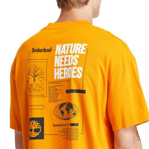 Men's Timberland® Heritage Short-Sleeve Tree Pack Tee-