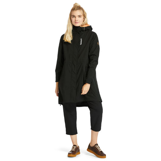 Women's Waterproof Mid-Length Parka