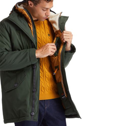 Men's Outdoor Heritage Ecoriginal Parka with DryVent™ Technology-