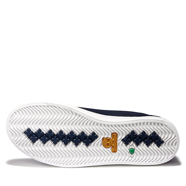 Junior Newport Bay 2-Strap Canvas Sneakers-