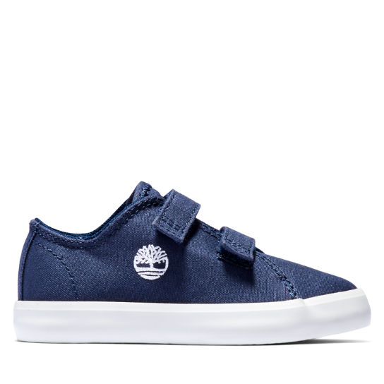 Toddler Newport Bay 2-Strap Canvas Sneakers