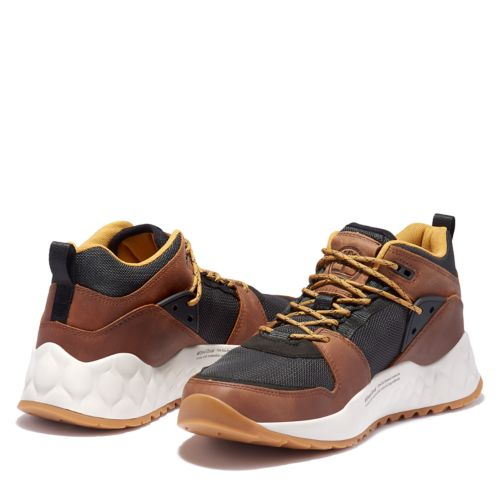 Men's Solar Wave EK+ High-Top Sneakers-
