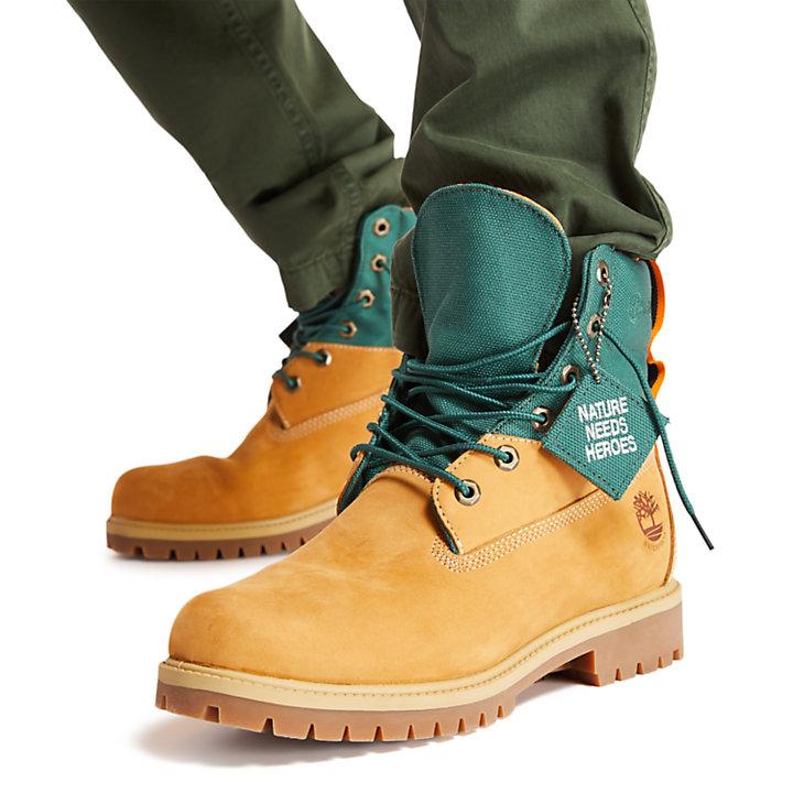 Men's 6 Inch Waterproof ReBOTL™ Fabric Boots