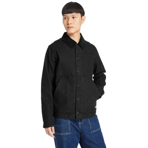 Men's Denim Jacket-