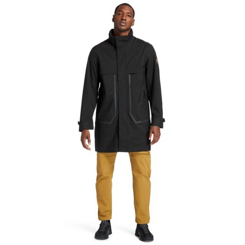Men's Waterproof Travel Parka-