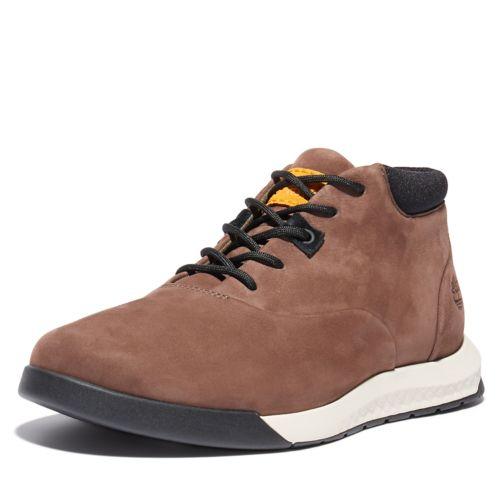 Men's Nite Flex Leather Chukkas-