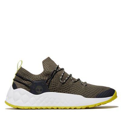 Men's Solar Wave Knit Sneakers