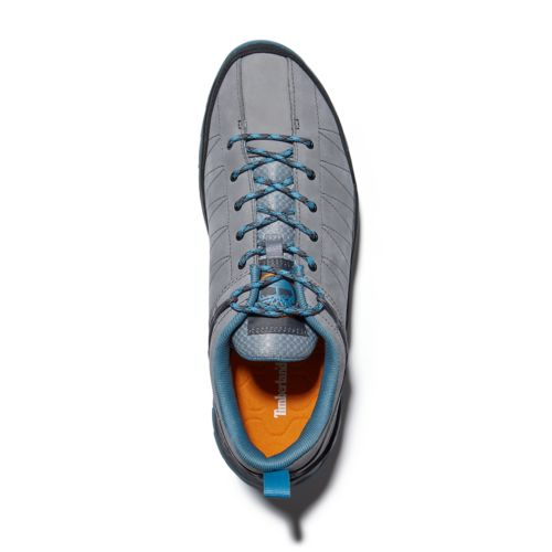 Men's Solar Wave Leather Sneakers-