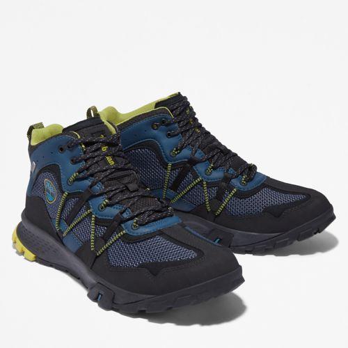 Men's Garrison Trail Waterproof Hiking Boots-