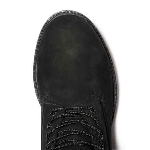 Men's Embossed Dragon 6-Inch Waterproof Boots-