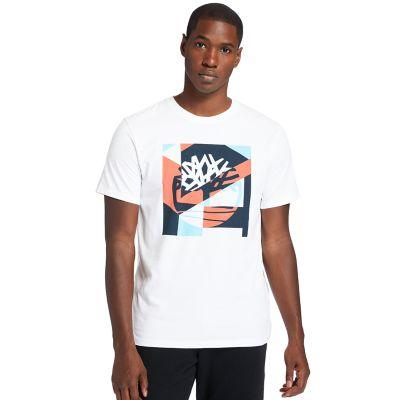Men's Coastal Cool Graphic Logo Tee