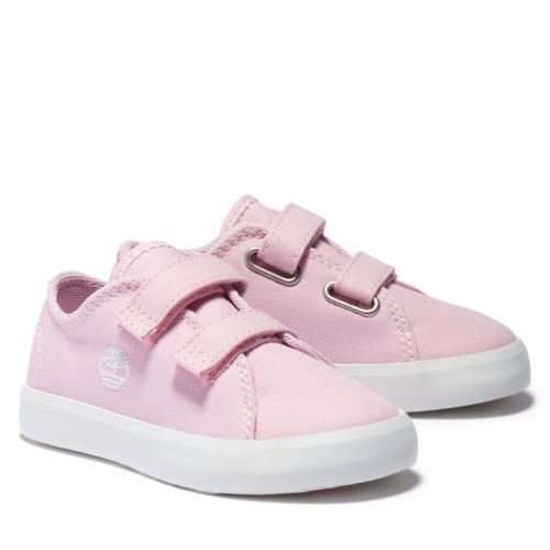 Toddler Newport Bay 2-Strap Canvas Sneakers-