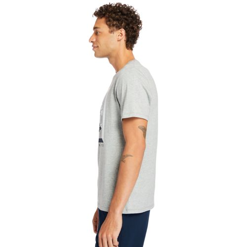 Men's Graphic Logo Tee-