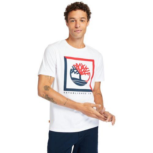 Men's Graphic Logo Tee-