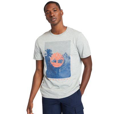 Men's Front-Graphic Tee