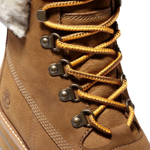 Women's Courmayer Valley 6-inch Waterproof Shearling Boots-