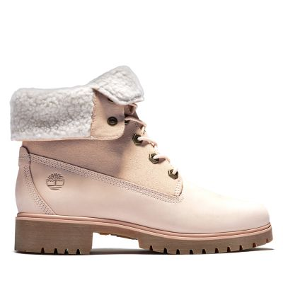 Women's Jayne Waterproof Fleece Fold-Down Boots