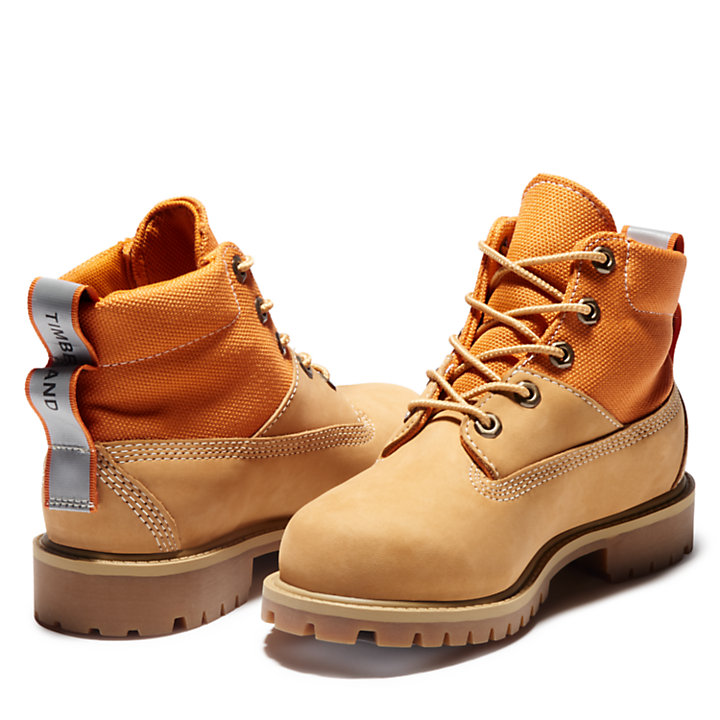 Youth 6-Inch ReBOTL™ Waterproof Boots-