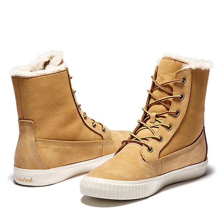 Women's Skyla Bay Fleece Fold-Down Boots-