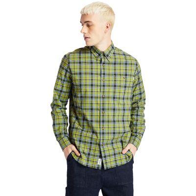 Men's Essential Plaid Shirt