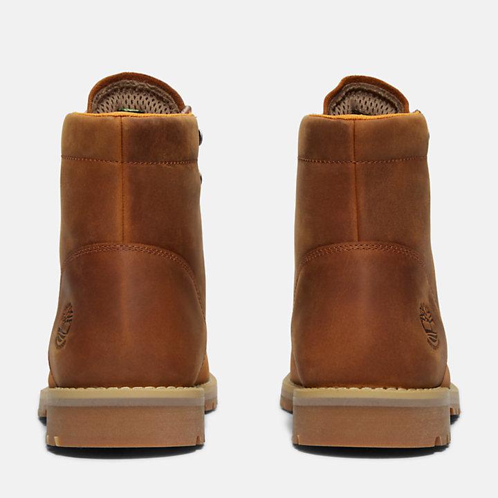 Men's Redwood Falls Waterproof Moc-Toe Boots-