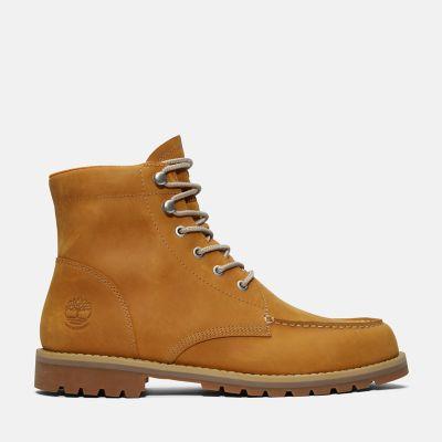 Men's Redwood Falls Waterproof Moc-Toe Boots