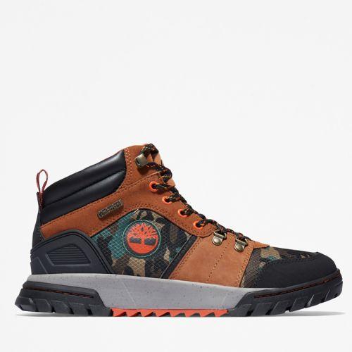 Men's Boulder Trail Hiking Boots-