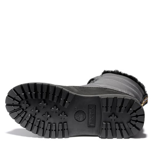 Women's Timberland® Premium 6-Inch Leather/Fabric Waterproof Boots-