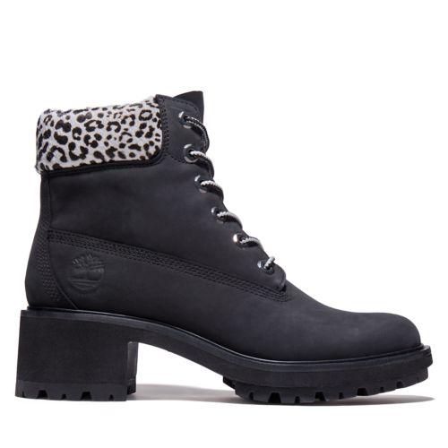 Women's Kinsley Safari Leopard 6-Inch Waterproof Boots-